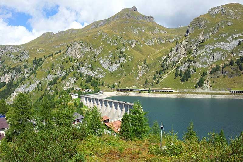 Moppeddtours Dolomiten