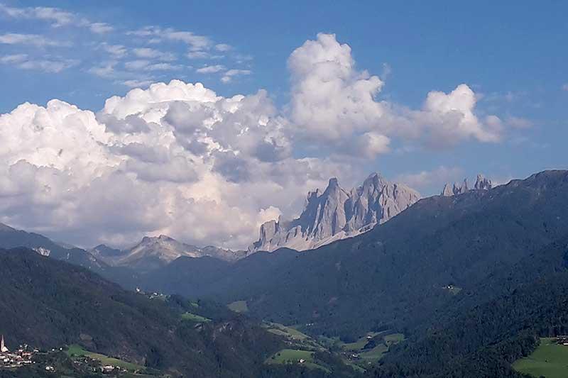 Motorradreise Dolomiten