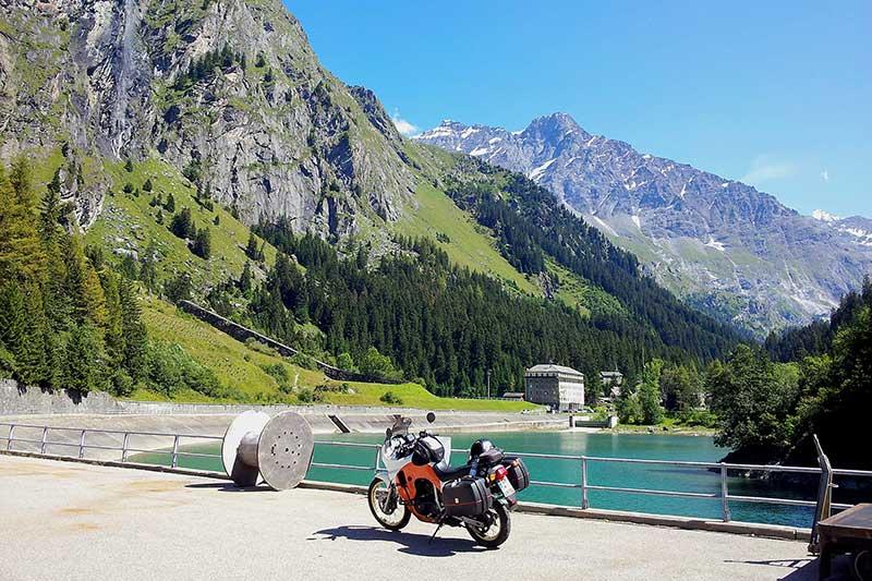 Alpen Schweiz – Frankreich